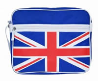Union Jack Mens Bag