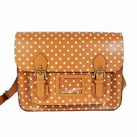 Polka Dots Fashion Satchel